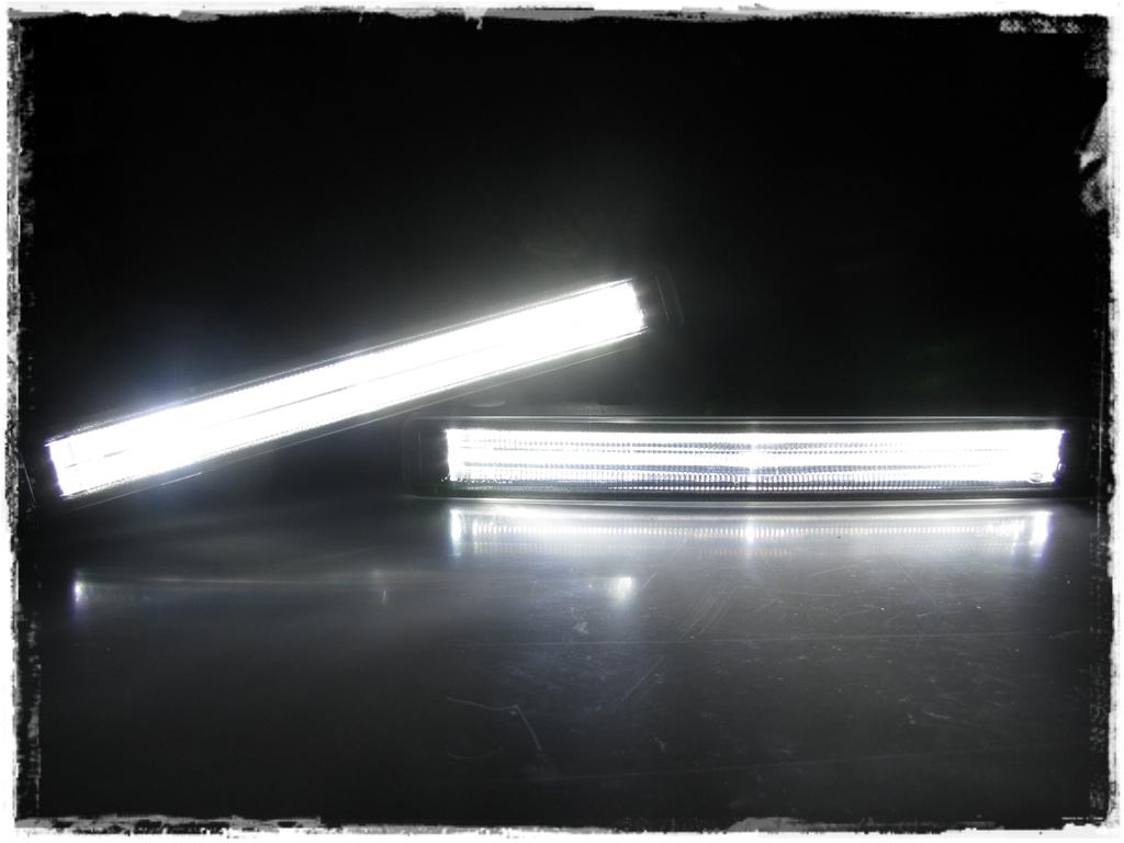 Montaż świateł LED w samochodzie