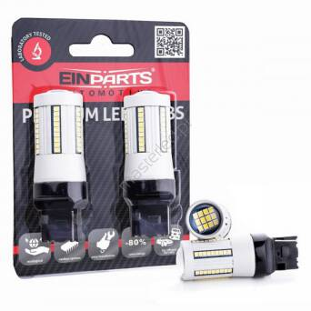 EPL161 7440 W21W 66SMD 2016 Canbus White 2 pcs
