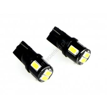 BOX 2pcs - EPL134 W5W T10 6SMD 5630 CANBUS