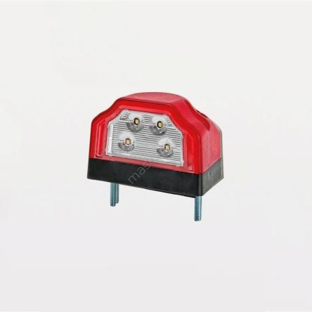 Lampa Oświetlenia Tablicy Rejestracyjnej Led Ft 031 A